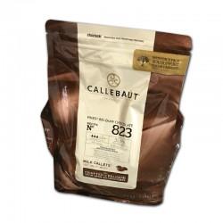 Callebaut / Callets Chocolat Noir 2,5 Kg / 10 Kg