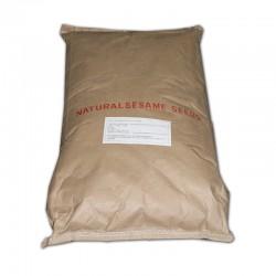 Graines de Sésame pelées naturelles 25 KG