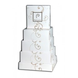 Demapack / Boîtes à Tartes 25x5