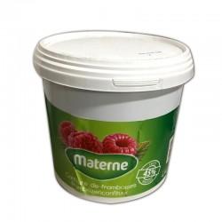 Materne / Confiture framboises