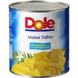 Maison Brauns / Ananas tid bits 3Kg
