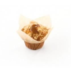 Vandenmoortele / Muffin Pomme-Canelle fourré caramel 36P