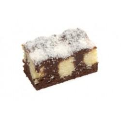 Vandemoortele / Cake en plaque Chocolat-Coco 3P