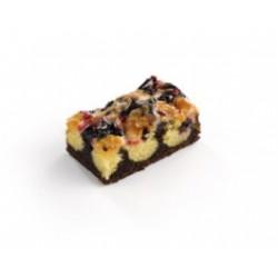 Vandemoortele / Cake en plaque Chocolat-fruits des bois 3P