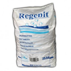 Sel pastille (Regerit)