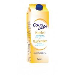 Cocovite / Oeufs Entier 1 L ( sur commande )