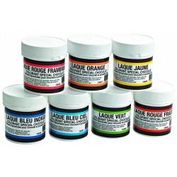 Gamme Colorants poudre liposolubles