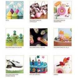 Leman - Maison Brauns / Gamme décor gâteaux