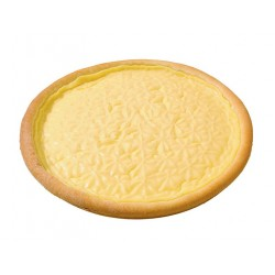 Van de Leur / Fond de tarte Crème ( 22 Cm )