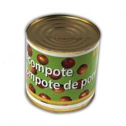 Compote pommes 3Kg