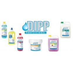 Dipp / Gamme complète nettoyant