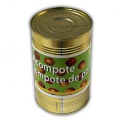 Compote pommes 5Kg