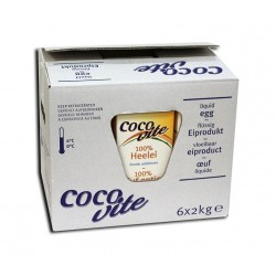 Cocovite / Oeufs entiers 6x2Kg