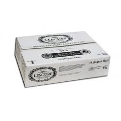 Lescure / Beurre pâtissier 10 plaques 1Kg