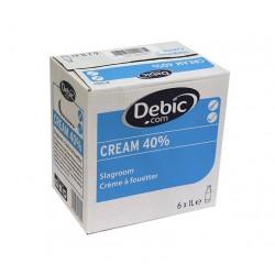 Debic / Crème à fouetter 40% 6x1 L