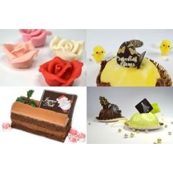 Rovacos - Maison Brauns / Gamme décor gâteaux