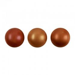 MB Products / Boule couleurs métalliques 2,8 cm