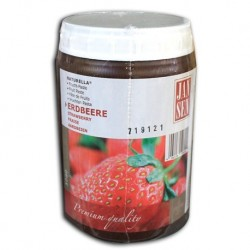Jansen / Pâte aromatique Fraise 500Gr