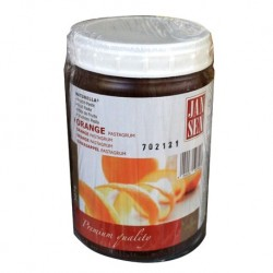 Jansen / Pâte aromatique Orange 500Gr