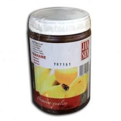 Jansen / Pâte aromatique Banane 500Gr