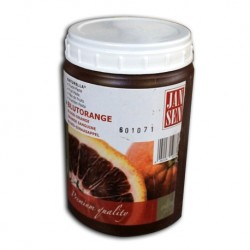Jansen / Pâte aromatique Orange sanguine 500Gr