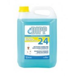 Dipp / Professionnel 24 Nettoyant multi-usages 5L
