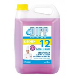 Dipp / Professionnel 12 Désinfectant cuisine 5L