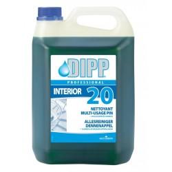 Dipp / Professionnel 20 Nettoyant Multi-usage Pin 5L