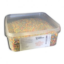 Decorate & Celebrate / Etoiles en sucre mix 1Kg