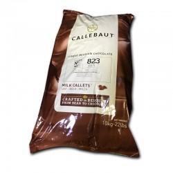 Callebaut / Callets Lait / 823 (10 Kg)