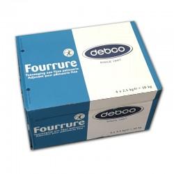 Debco / Fourrure Adjuvant pour pâtisserie fine 4 x 2,5 Kg